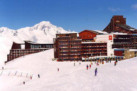 Location Les Arcs : La Résidence Fond Blanc hiver