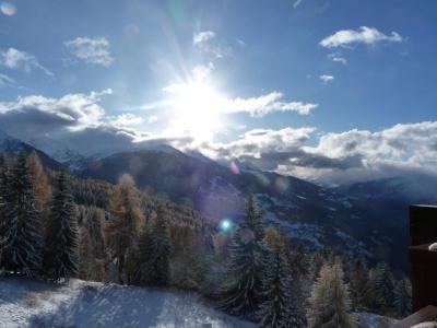 Location au ski Studio coin montagne 4 personnes (121) - La Residence Grand Arbois - Les Arcs - Extérieur hiver