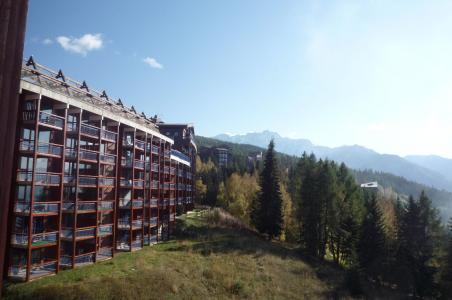 Location au ski Studio coin montagne 4 personnes (121) - La Residence Grand Arbois - Les Arcs - Lits superposés