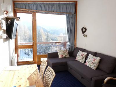 Location au ski Studio coin montagne 4 personnes (121) - La Residence Grand Arbois - Les Arcs - Séjour