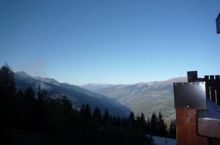 Location au ski Studio coin montagne 4 personnes (405) - La Residence Grand Arbois - Les Arcs - Lits superposés