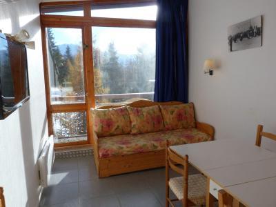 Location au ski Studio coin montagne 4 personnes (405) - La Residence Grand Arbois - Les Arcs - Séjour