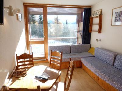 Location au ski Studio coin montagne 4 personnes (611) - La Residence Grand Arbois - Les Arcs - Séjour