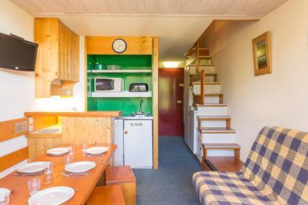 Location au ski Appartement 2 pièces mezzanine 6 personnes (420) - La Résidence l'Archeboc - Les Arcs
