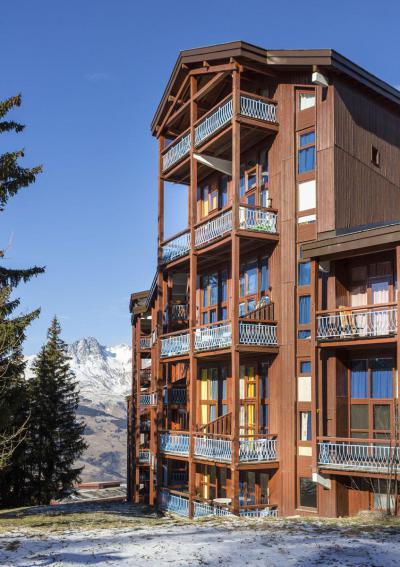 Location au ski La Résidence l'Archeboc - Les Arcs