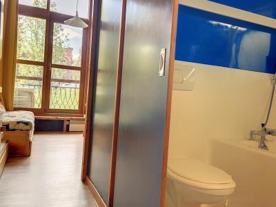 Location au ski Studio mezzanine 4 personnes (335) - La Résidence l'Archeboc - Les Arcs - Kitchenette