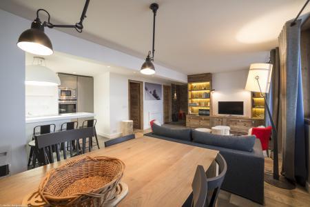 Location au ski Appartement 4 pièces 8 personnes (D3) - La Résidence la Nova - Les Arcs