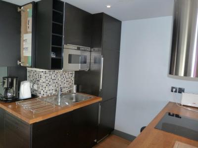 Location au ski Appartement 4 pièces 8 personnes (205) - La Residence Les Arandelieres - Les Arcs - Extérieur hiver
