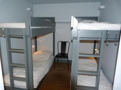 Location au ski Appartement 4 pièces 8 personnes (205) - La Residence Les Arandelieres - Les Arcs - Lits superposés