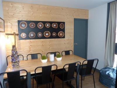 Location au ski Appartement duplex 4 pièces 8 personnes (707) - La Residence Les Arandelieres - Les Arcs - Extérieur hiver