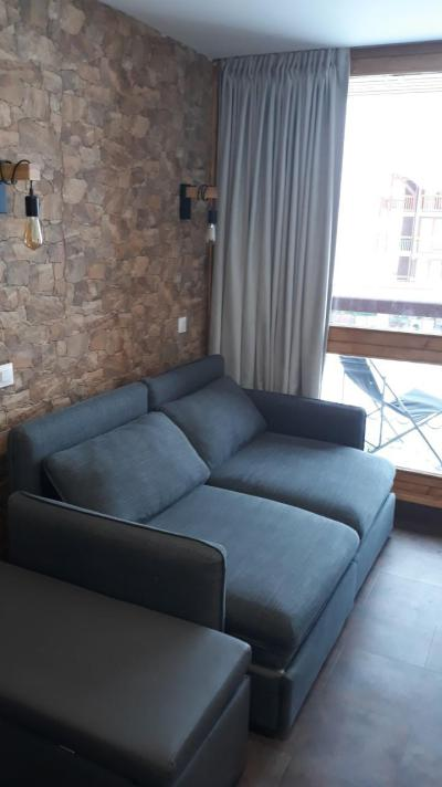 Rent in ski resort Studio sleeping corner 5 people (210) - La Résidence les Lanchettes - Les Arcs