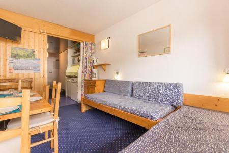 Rent in ski resort Studio sleeping corner 4 people (407) - La Résidence les Lanchettes - Les Arcs - Bench seat