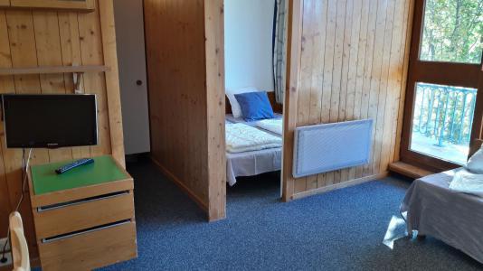 Location au ski Appartement 2 pièces coin montagne 6 personnes (1368) - La Résidence Nova - Les Arcs