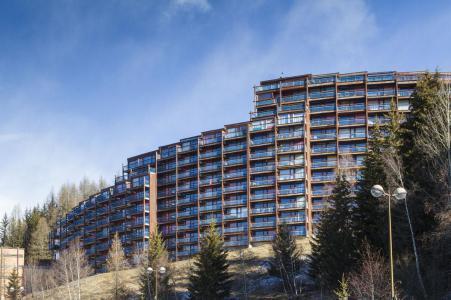 Location au ski La Résidence Nova - Les Arcs - Extérieur hiver