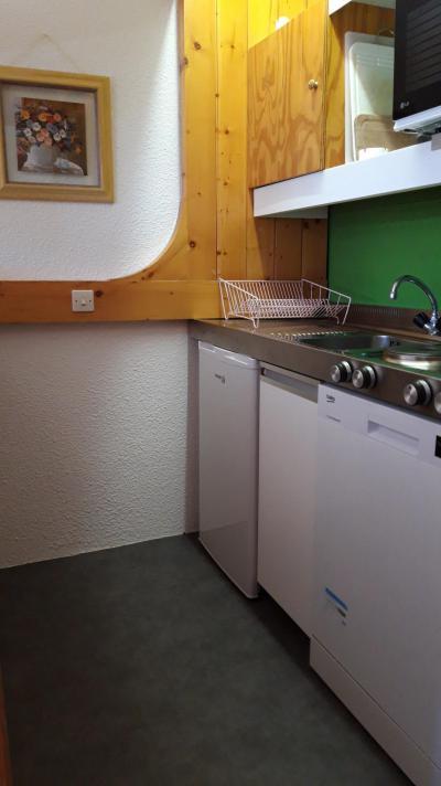Location au ski Appartement 2 pièces coin montagne 6 personnes (1360) - La Résidence Nova - Les Arcs