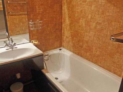 Rent in ski resort 1 room apartment 4 people (4) - Les Glières - Les Arcs - Bath-tub