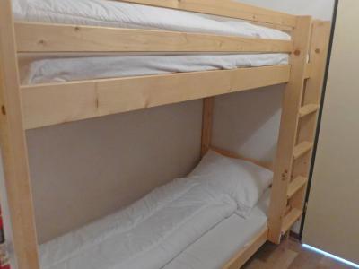 Rent in ski resort 1 room apartment 4 people (4) - Les Glières - Les Arcs - Bunk beds
