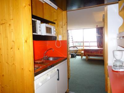 Location au ski Studio 4 personnes (4093) - Residence Adret - Les Arcs