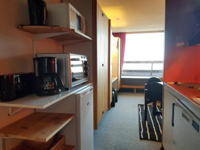 Location au ski Studio 4 personnes (4070) - Résidence Adret - Les Arcs - Cuisine