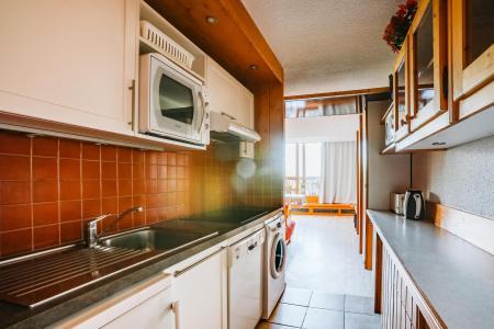 Location au ski Studio coin montagne 5 personnes (4049) - Résidence Adret - Les Arcs - Cuisine