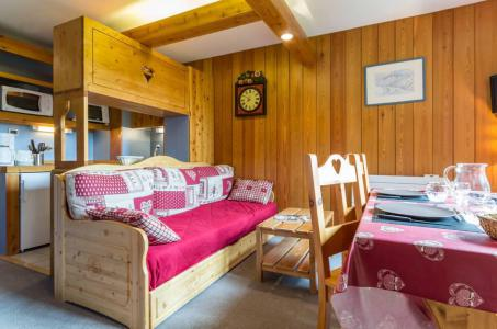 Rent in ski resort 2 room apartment sleeping corner 5 people (202) - Résidence Aiguille des Glaciers - Les Arcs