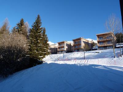 Location au ski Appartement 1 pièces mezzanine 5 personnes (AG1525) - Résidence Aiguille Grive Bat I - Les Arcs