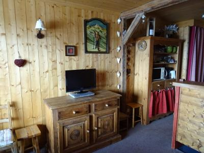 Location au ski Studio coin montagne 4 personnes (332) - Residence Aiguille Rouge - Les Arcs