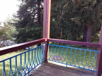 Location au ski Studio 4 personnes (000) - Residence Archeboc - Les Arcs