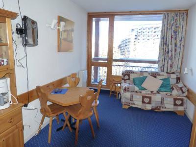 Location au ski Studio 3 personnes (814) - Résidence Armoise - Les Arcs