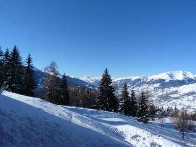 Location au ski Appartement 2 pièces 6 personnes (307) - Résidence Armoise - Les Arcs - Extérieur hiver