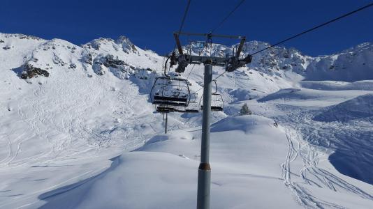 Location au ski Résidence Armoise - Les Arcs