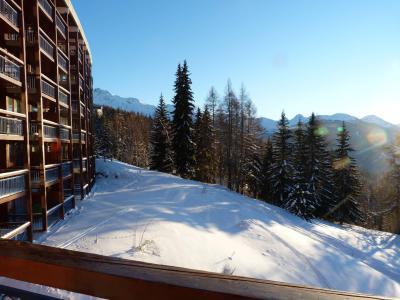 Location au ski Appartement 2 pièces 6 personnes (505) - Résidence Armoise - Les Arcs - Extérieur hiver