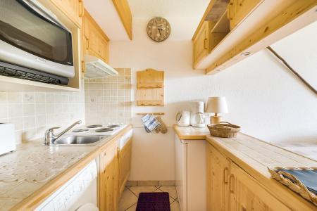 Location au ski Appartement 2 pièces 6 personnes (205) - Résidence Armoise - Les Arcs - Cuisine