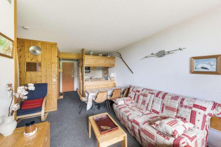 Location au ski Appartement 2 pièces 6 personnes (205) - Résidence Armoise - Les Arcs - Séjour