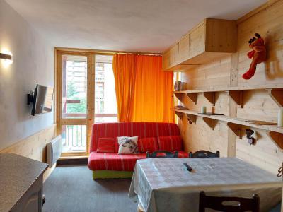 Location au ski Studio 3 personnes (602) - Résidence Armoise - Les Arcs - Séjour