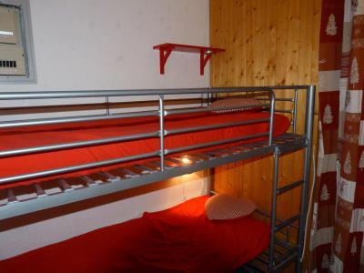 Location au ski Studio 3 personnes (604) - Résidence Armoise - Les Arcs - Chambre