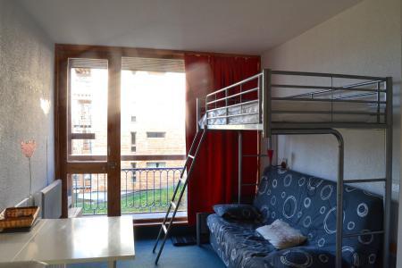 Location au ski Studio 3 personnes (604) - Résidence Armoise - Les Arcs - Séjour