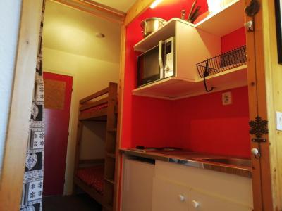 Location au ski Studio 3 personnes (800) - Résidence Armoise - Les Arcs - Cuisine