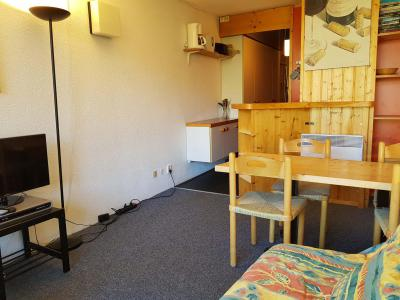 Location au ski Studio coin montagne 4 personnes (403) - Résidence Bel Aval - Les Arcs
