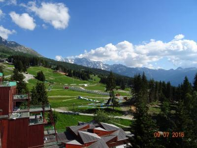 Location au ski Studio 4 personnes (1228) - Residence Belles Challes - Les Arcs