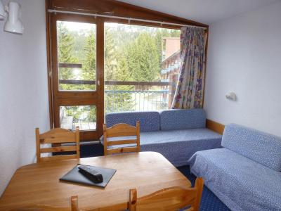 Location au ski Studio 4 personnes (1137) - Residence Belles Challes - Les Arcs