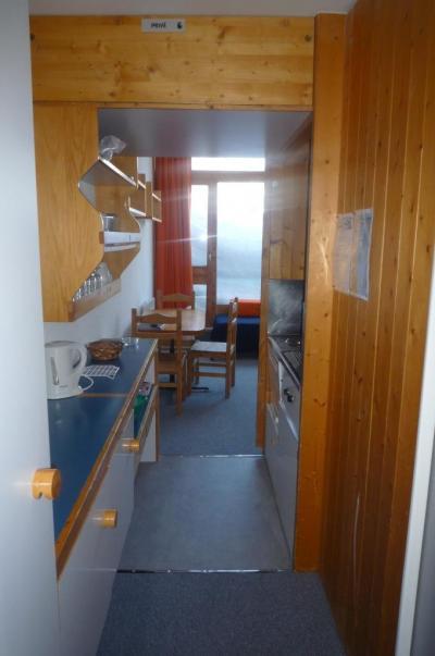 Location au ski Studio 4 personnes (1121) - Residence Belles Challes - Les Arcs