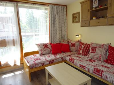 Location au ski Studio coin montagne 4 personnes (744) - Residence Belles Challes - Les Arcs