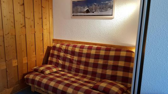 Location au ski Studio 4 personnes (632) - Résidence Belles Challes - Les Arcs - Extérieur hiver