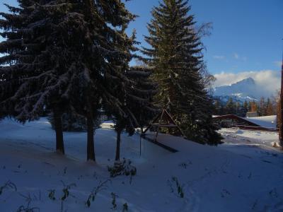 Location au ski Studio coin montagne 4 personnes (534) - Résidence Belles Challes - Les Arcs