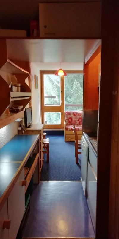 Location au ski Studio coin montagne 4 personnes (203) - Résidence Belles Challes - Les Arcs