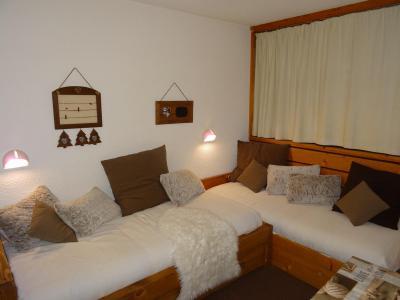 Location au ski Studio coin montagne 4 personnes (110) - Résidence Belles Challes - Les Arcs