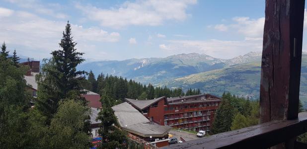 Vacances en montagne Studio coin montagne 4 personnes (0814) - Résidence Belles Challes - Les Arcs - Extérieur hiver