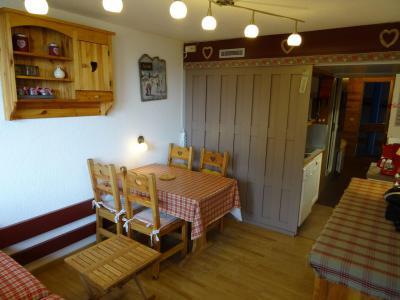Location au ski Studio coin montagne 4 personnes (717) - Résidence Belles Challes - Les Arcs - Appartement