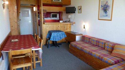 Location au ski Appartement 2 pièces 5 personnes (001) - Residence Bequi-Rouge - Les Arcs